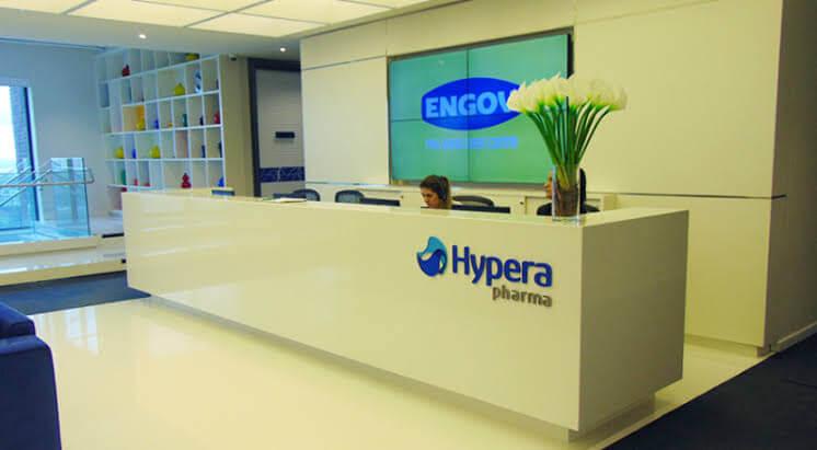 Hypera (HYPE3) vende CD por R$ 231,4 milhões hypera (hype3) vende cd por r$ 231,4 milhões Hypera (HYPE3) vende CD por R$ 231,4 milhões Hypera Pharma hype3