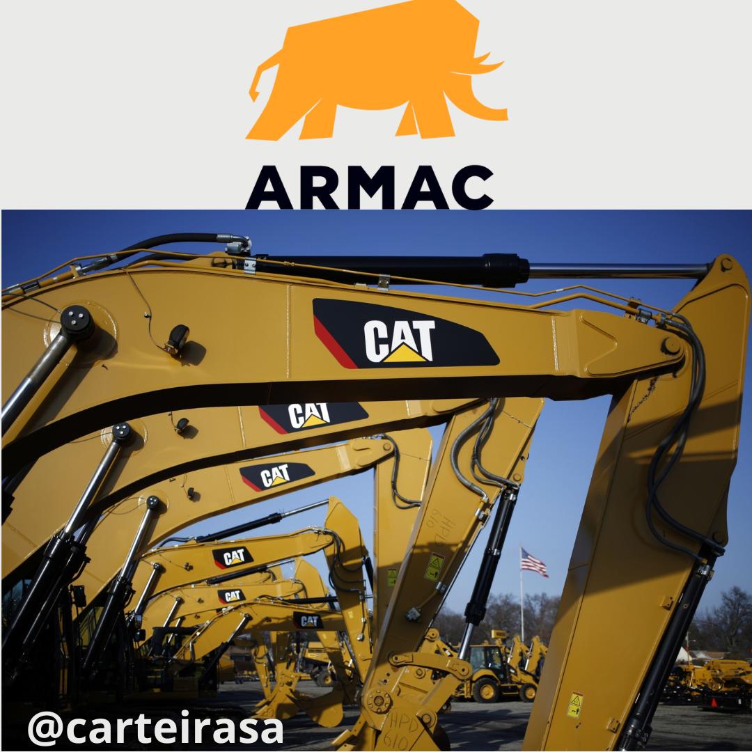 Armac (ARML3): saiba tudo sobre o IPO da maior locadora de escavadeiras armac Armac (ARML3): saiba tudo sobre o IPO da maior locadora de escavadeiras IPO Armac ARML3